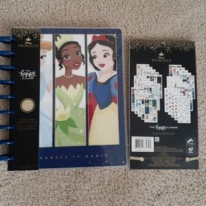Disney happy planner